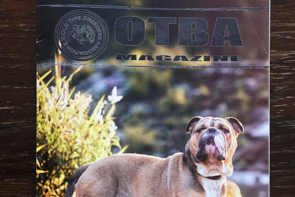 Our story in OTBA Magazine